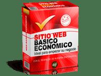 Planes web precio básico económico