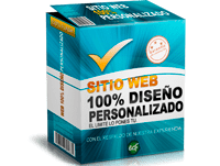 Planes web precio personalizado